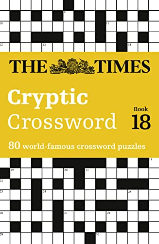 The Times Cryptic Crossword Book 18