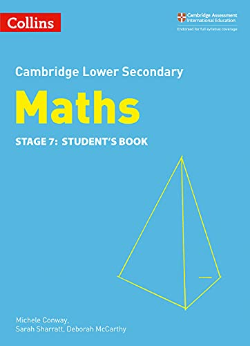 Lower Secondary Maths Student's Book: Stage 7
