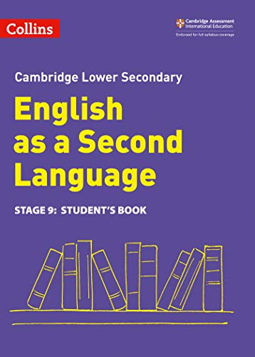 Lower Secondary English as a Second Language Student's Book: Stage 9