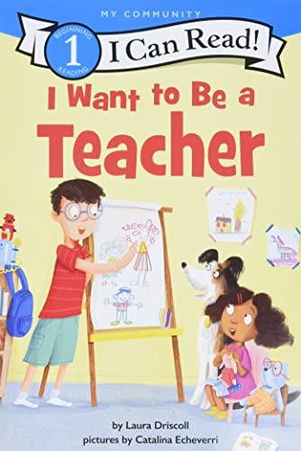 I Want to Be a Teacher