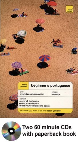 Teach Yourself Beginner's Portuguese Package (Book + 2cds)