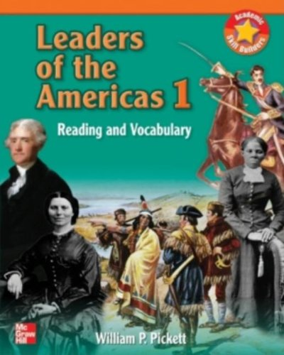 Leaders of the Americas 1 Student Book