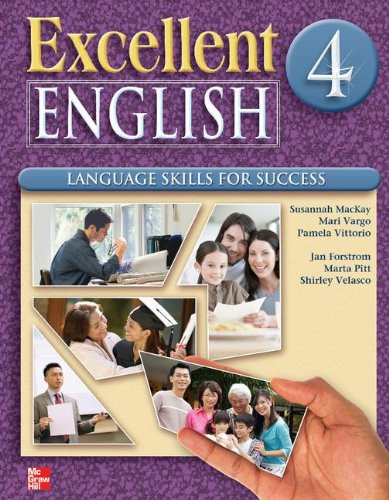 Excellent English Level 4 Student Book