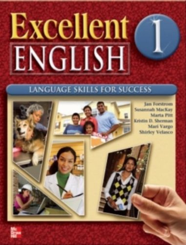 Excellent English Level 1 Student Book with Audio Highlights and Workbook Audio CD Pack