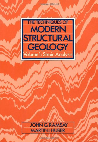 The Techniques of Modern Structural Geology