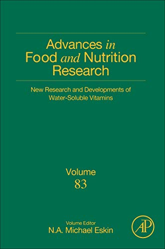 New Research and Developments of Water-Soluble Vitamins: Volume 83