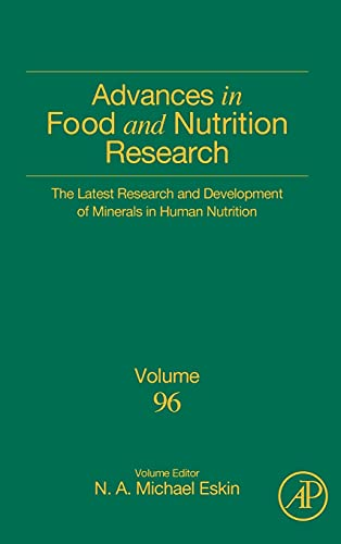 The Latest Research and Development of Minerals in Human Nutrition: Volume 96