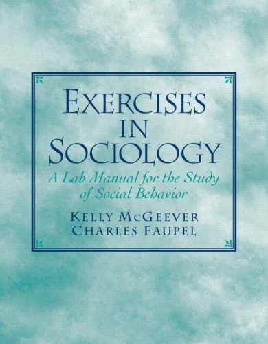 Exercises in Sociology