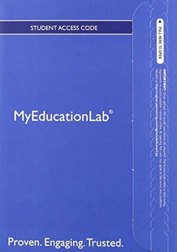 NEW MyLab Education with Pearson eText -- Standalone Access Card -- for Exceptional Lives