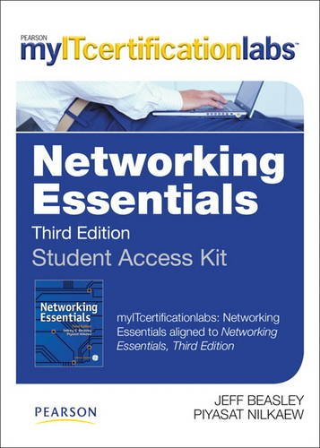 Networking Essentials MyITCertificationlab -- Access Card