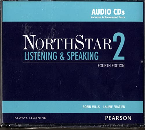 NorthStar Listening and Speaking 2 Classroom Audio CDs