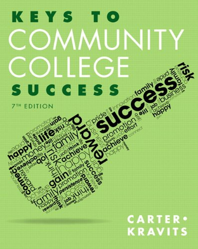 Keys to Community College Success Plus New Mylab Student Success with Pearson Etext -- Access Card Package