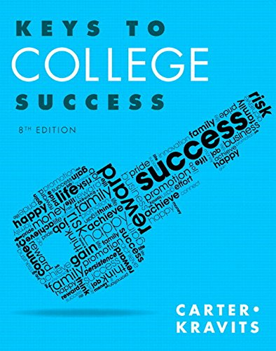 Keys to College Success Plus Mylab Student Success with Pearson Etext -- Access Card Package