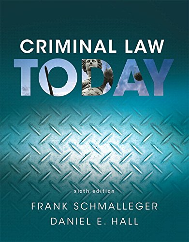 Revel for Criminal Law Today, Student Value Edition -- Access Card Package