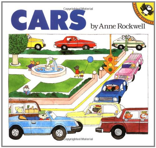 Rockwell Anne : Cars (Us)