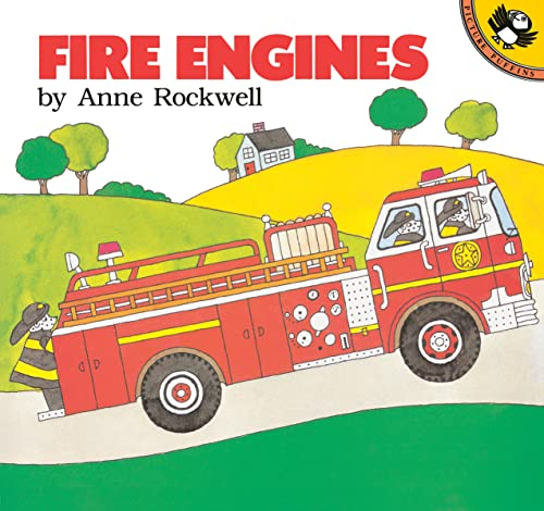 Rockwell Anne : Fire Engines (Us)