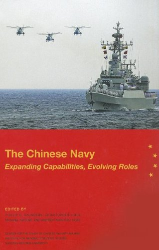 The Chinese Navy: Expanding Capabilities, Evolving Roles
