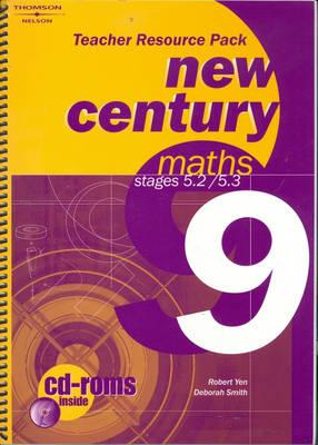 New Century Maths 9, 5.2/5.3 Teacher's Resource Pack
