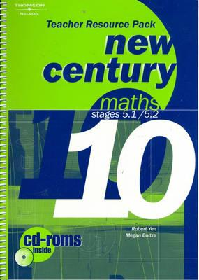 New Century Maths 10, 5.1/5.2 Teacher's Resource Pack