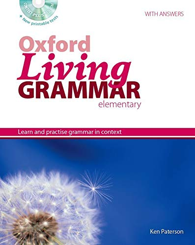 Oxford Living Grammar Elementary Revised Edition Pack