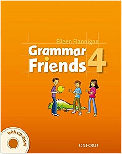 Grammar Friends 4: Student's Book with CD-ROM Pack