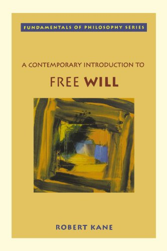 A Contemporary Introduction to Free Will