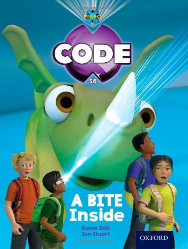 Project X Code: Marvel A Bite Inside