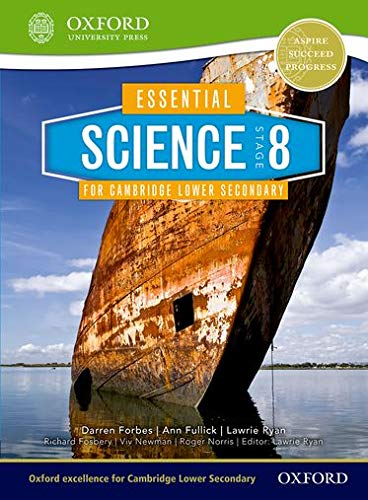 Essential Science for Cambridge Lower Secondary Stage 8 Student Book