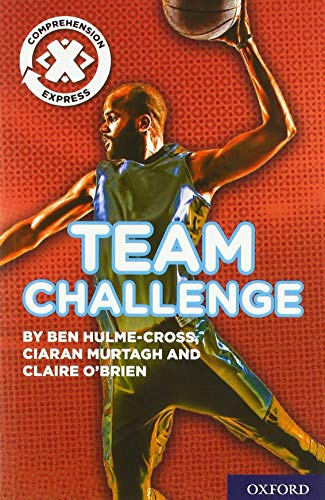 Project X Comprehension Express: Stage 2: Team Challenge