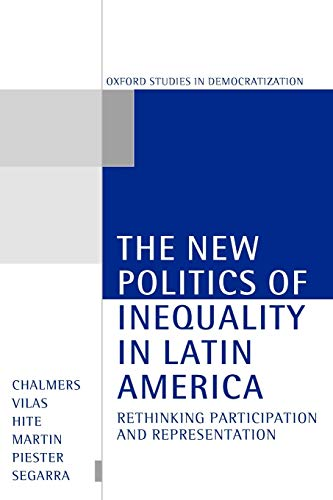 The New Politics of Inequality in Latin America