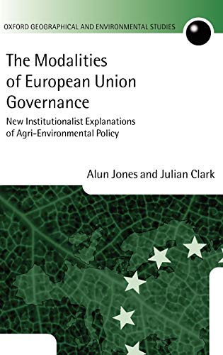 The Modalities of European Union Governance