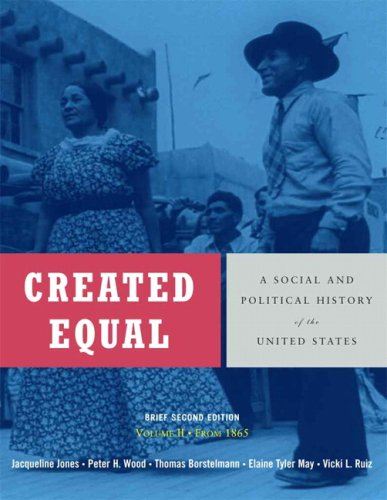 Created Equal, Volume II, Brief Edition