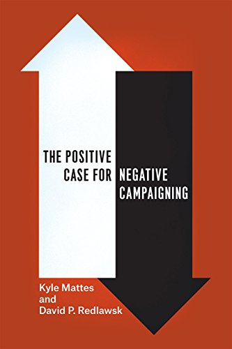 The Positive Case for Negative Campaigning