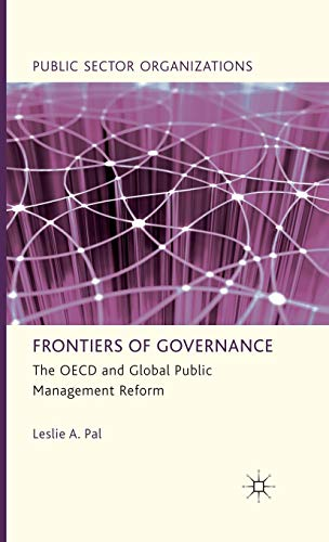 Frontiers of Governance