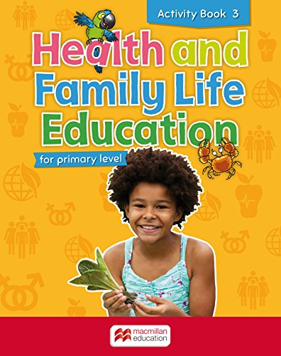 Health and Family Life Education for primary level Activity Book 3