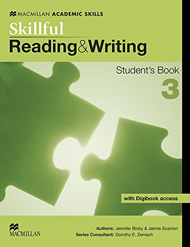 Skillful Level 3 Reading & Writing Student's Book & Digibook Pack