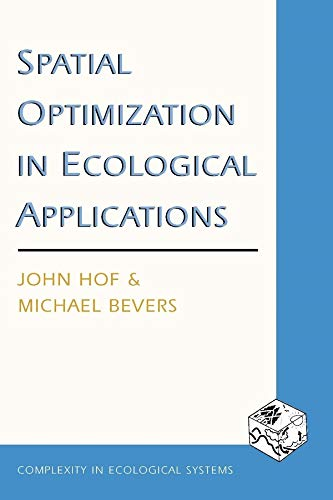 Spatial Optimization in Ecological Applications