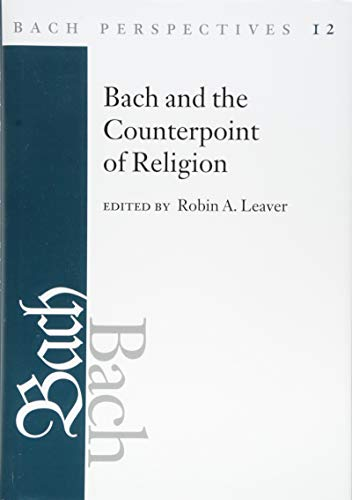 Bach Perspectives, Volume 12