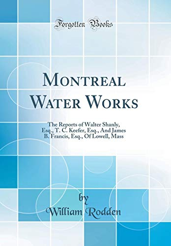 Montreal Water Works