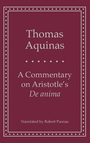 A Commentary on Aristotle's 'de Anima'