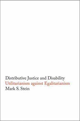 Distributive Justice and Disability
