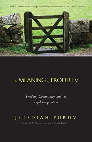 The Meaning of Property
