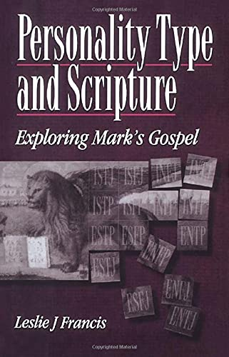 Personality Type and Scripture