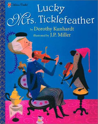 Lucky Mrs. Ticklefeather