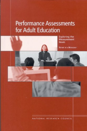 Performance Assessments for Adult Education