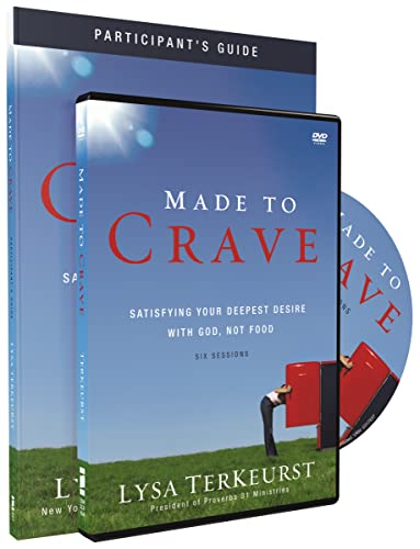 Made to Crave Participant's Guide with DVD
