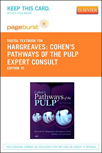 Cohen's Pathways of the Pulp Expert Consult - Elsevier eBook on Vitalsource (Retail Access Card)
