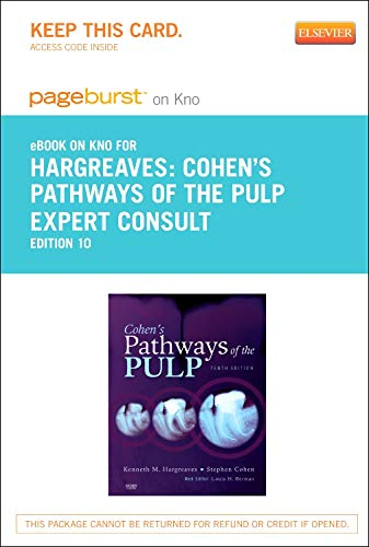 Cohen's Pathways of the Pulp Expert Consult - Elsevier eBook on Intel Education Study (Retail Access Card)
