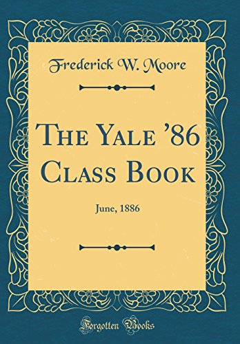 The Yale '86 Class Book