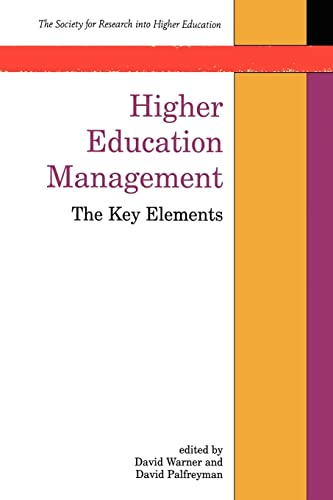 Higher Education Management